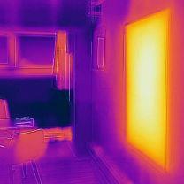 Hoe werken infrarood panelen?