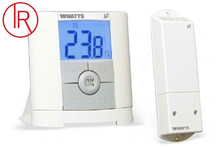 Watts Vision Belux Thermostaat